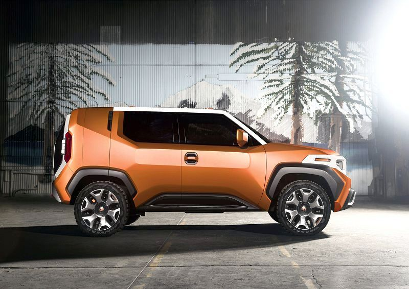 2018 Toyota FT-4X: Is It FJ Cruiser's Succesor Or Not >> 2020 Toyota Ft 4x Production Price In India Release Date