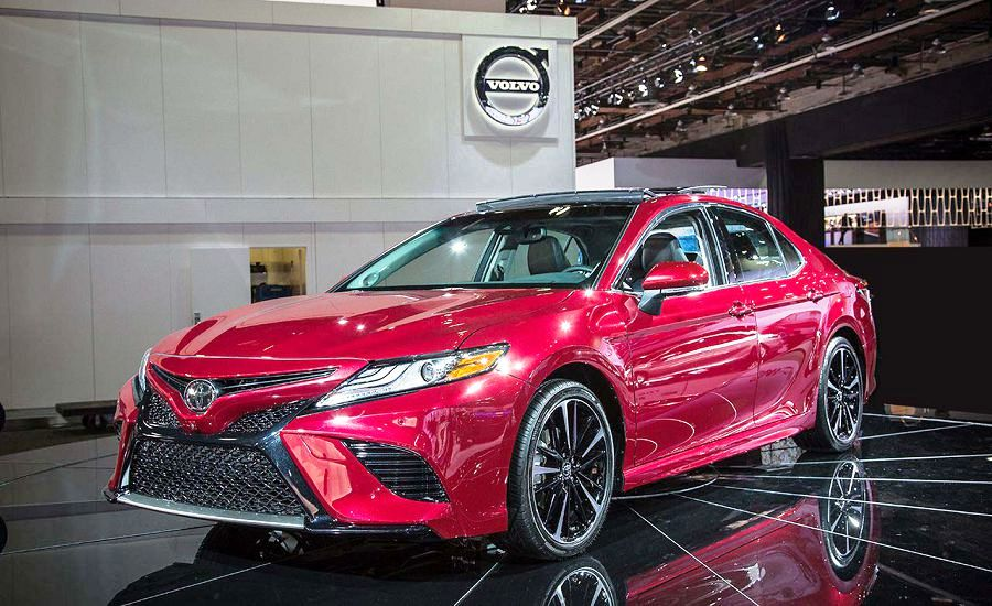 2021 toyota camry release date redesign model price