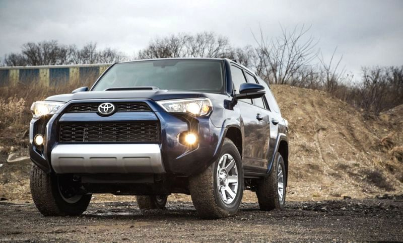 2021 toyota 4runner redesign trd pro limited release date