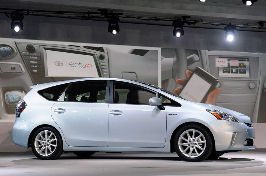Prius V 2020 Awd Price Hybrid Mpg Interior Electric Facelift