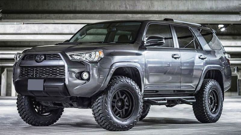 The Future Of The Toyota 4runner Trd Pro Limited Release