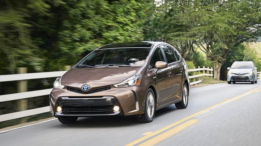 Toyota Prius Plus 2020 Awd Price Hybrid Mpg Interior