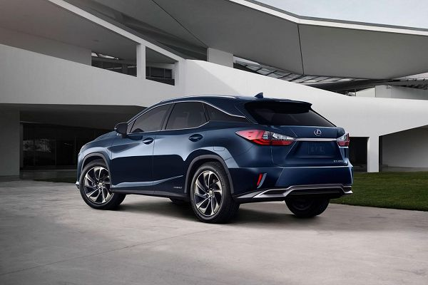 2021 lexus rx f sport 350 changes 350 reviews  zanmarheim