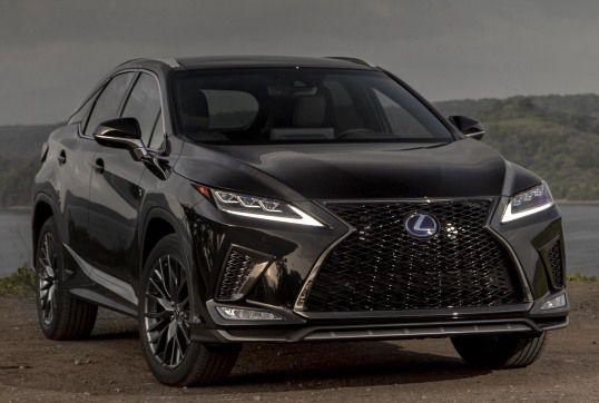 2020 lexus rx 450h test drive hybrid review acceleration