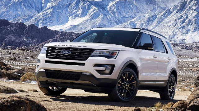 2021 ford explorer phev xlt appearance package dimensions