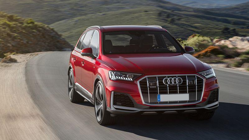 2021 Audi Q5 E55 3 Rsnav Legroom
