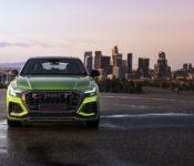 2021 Audi Q8 Rs Autotrader Autobahn The Exhaust Sound