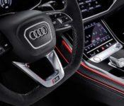 2021 Audi Q8 Rs Bilder Bazar Build Brochure Technique