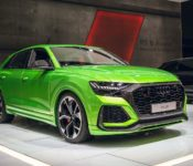 2021 Audi Q8 Rs Black Bhp Edition Blue Uk Engine