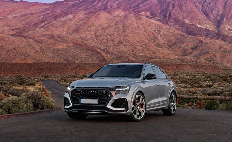 2021 Audi Q8 Rs For Sale 0 60 Details Drag Race Usa