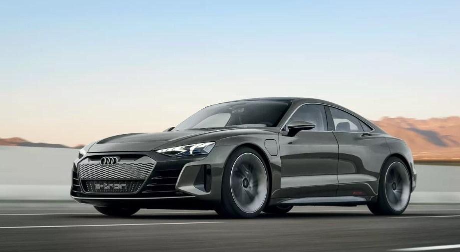 2021 Audi E Tron Gt
