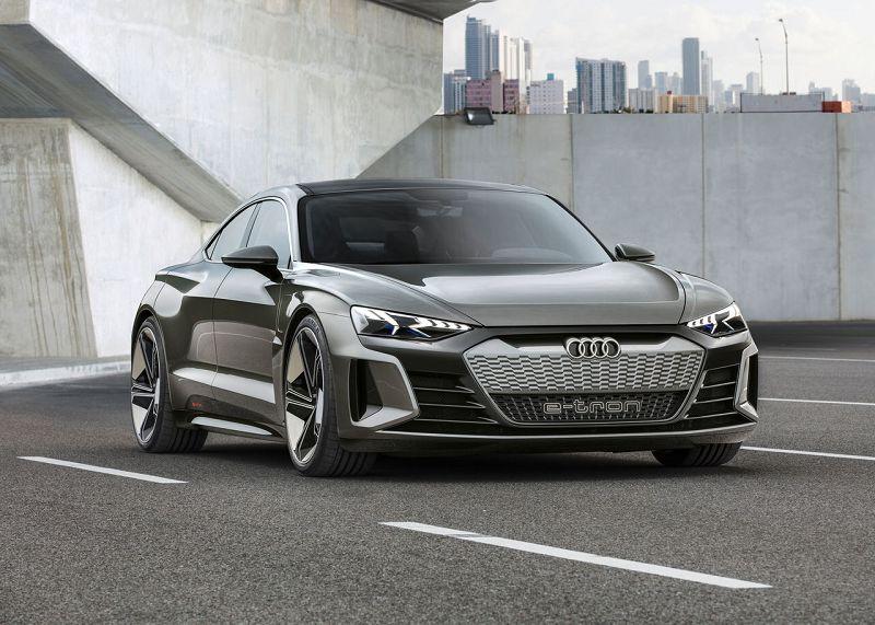 2021 Audi E Tron Accessories Avengers Ad