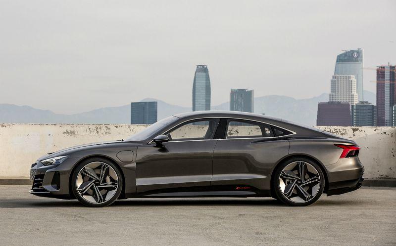 2021 Audi E Tron Autopilot App Awd Adaptive