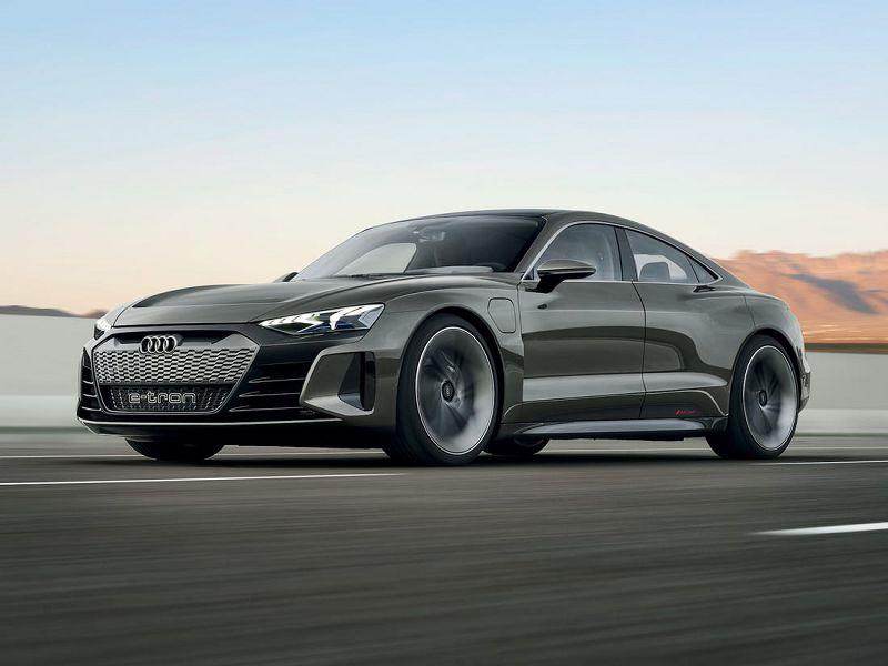 2021 Audi E Tron Compact 2020 Q7 Electric