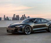 2021 Audi E Tron Coupe Concept Q4 A3