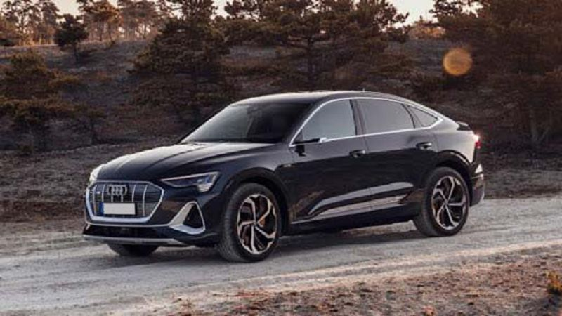 2021 Audi E Tron New Battery Bev Supplier