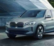 2021 Bmw Ix3 Battery Concept Pricing Charging