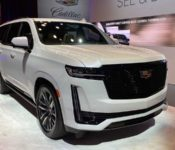 2021 Cadillac Escalade Ev Debut Images Diesel Redesigned