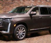 2021 Cadillac Escalade Ev Esv Platinum Sport Spike Lee Release Date