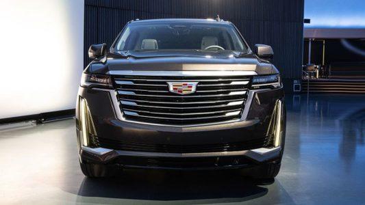 2021 Cadillac Escalade Ev Msrp Pic Spy Reveal