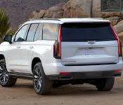 2021 Cadillac Escalade Ev Pictures Platinum Edition Photos New Body Style