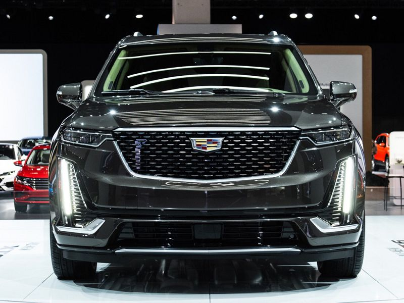 2021 Cadillac Xt6 Awd Ad Accessories Autotrader