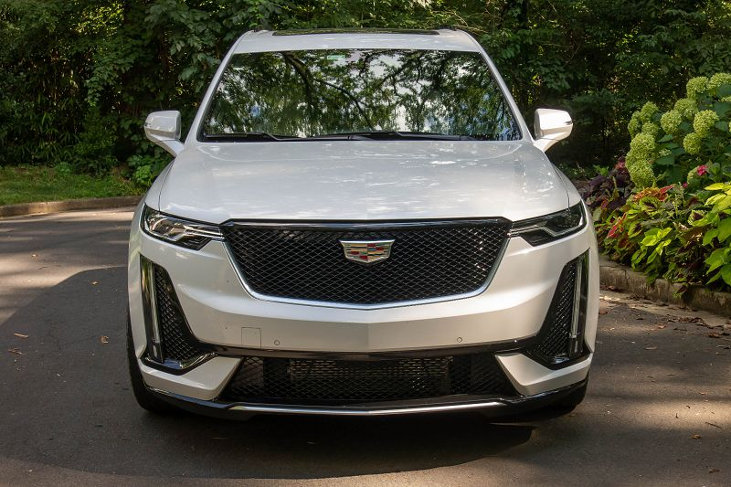 2021 Cadillac Xt6 Build A Rent Of Rims