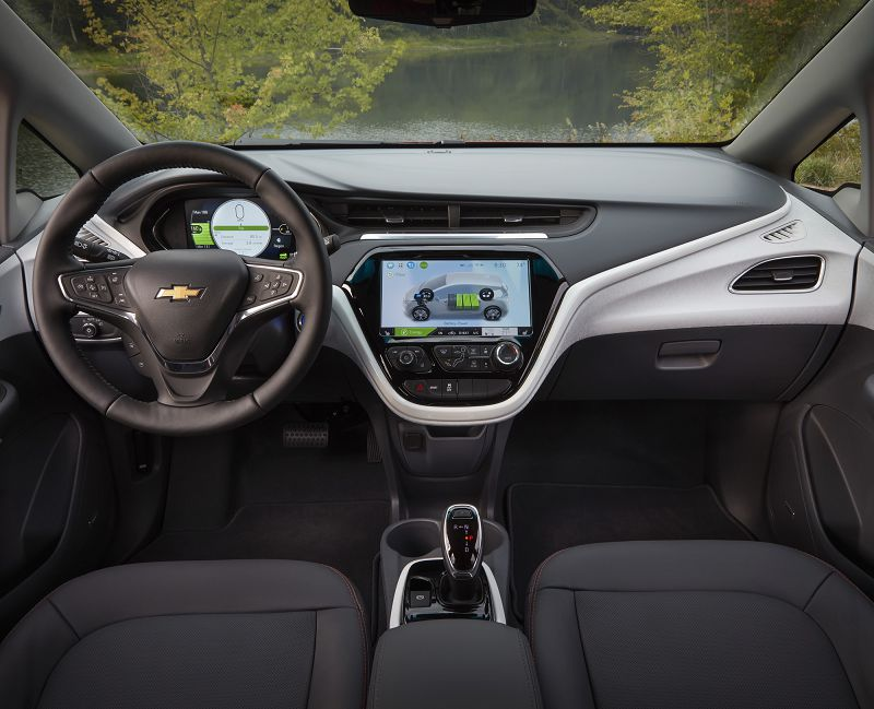 2021 Chevy Bolt Euv Cost