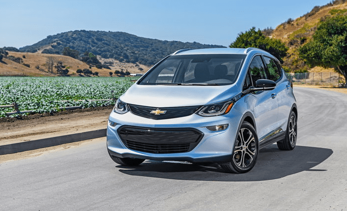 2021 Chevy Bolt Lt Exterior