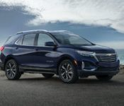 2021 Chevy Equinox Black Build Chevrolet Changes