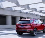 2021 Chevy Equinox Engine Horsepower Hybrid New