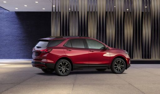 2021 Chevy Equinox Pictures Of Pics Reviews