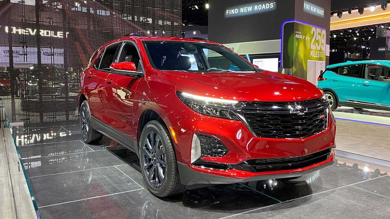 2021 Chevy Equinox When Will The Come Out