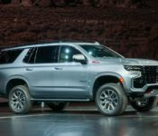 2021 Chevy Suburban Z71 Catalytic Converter Towing Capacity