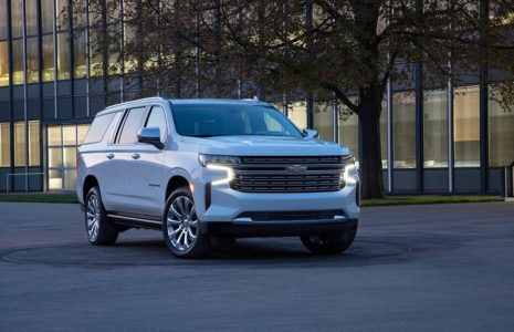 2021 Chevy Tahoe Air Suspension Availability