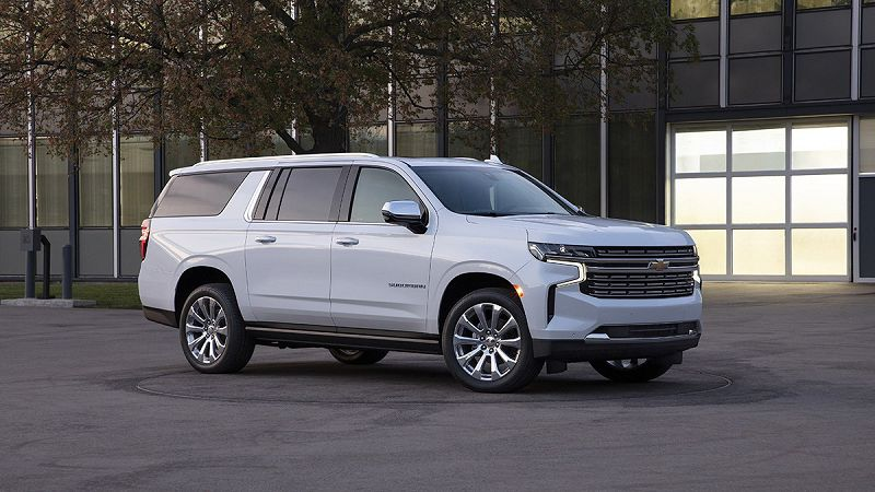 2021 Chevy Tahoe High Country Release Date