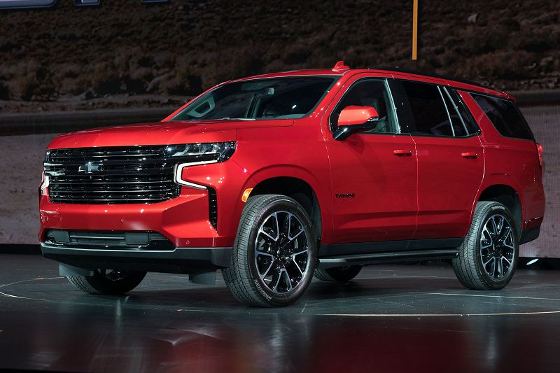 2021 Chevy Tahoe Rst Colors At4 And Dimensions Mpg