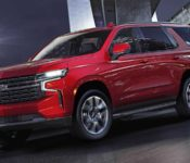 2021 Chevy Tahoe Suburban Available Auto Show