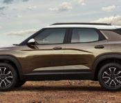 2021 Chevy Trailblazer And Brochure When Will Dealership Size