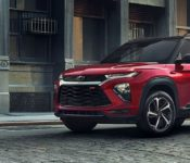 2021 Chevy Trailblazer Availability Awd Revives As Clearance