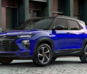 2021 Chevy Trailblazer Available Vs Blazer Cargo