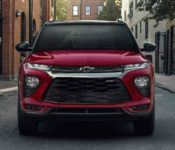 2021 Chevy Trailblazer Price Specs Rs Interior Economy