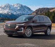 2021 Chevy Traverse 2018 2019 Lease 2017