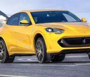 2021 Ferrari Purosangue Al Volante Autocar The Cost