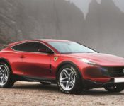 2021 Ferrari Purosangue Release Date Msrp News New Nuova