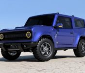 2021 Ford Bronco Area 51 Aftermarket Parts