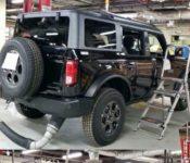 2021 Ford Bronco Car Driver Concept Convertible