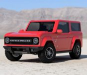 2021 Ford Bronco Color Availability And Order