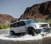 2021 Ford Bronco For Sale Restoration Leak