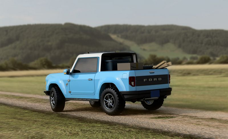 2021 Ford Bronco Prices Images Photos 2020